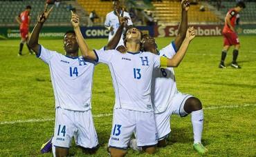 Sub-20 de Honduras jugara su segundo encuentro amistoso contra Uruguay