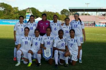 CONCACAF anunció que Honduras será sede del premundial femenino