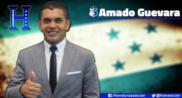 Amado Guevara ha sido presentado como colaborador de Jorge Luis Pinto