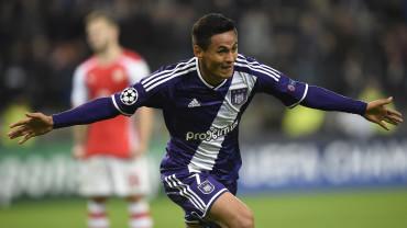 Andy Najar sigue anotando goles en Bélgica