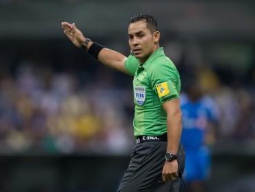 Héctor Rodríguez impartirá justicia en la ida de la final entre Motagua-Olimpia