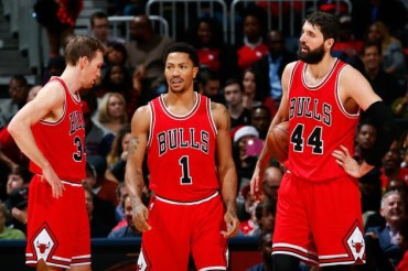 Los Chicago Bulls se metieron a semifinales
