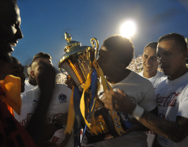 """Anthony Lozano: """"Hemos ganado con toda justicia por lo hecho en el torneo"""""""