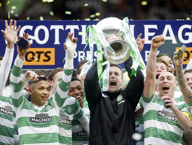 El Celtic de Emilio Izaguirre se corona campeón de Escocia