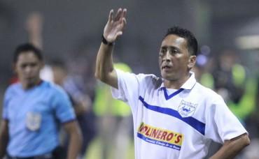 """Jorge Pineda: """"Me siento contento de la entrega de mis jugadores"""""""