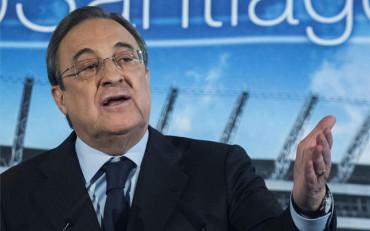 """Florentino Pérez: """"El Real Madrid necesita un nuevo impulso"""""""