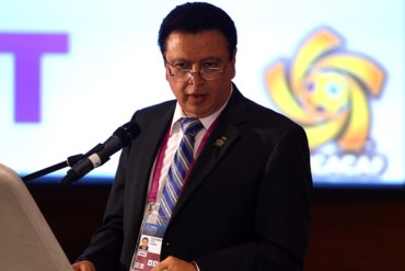 Alfredo Hawit, asume la presidencia de la Concacaf de forma interina