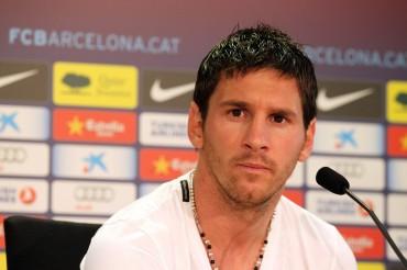 Messi reaparecerá en conferencia de prensa después de años de ausencia