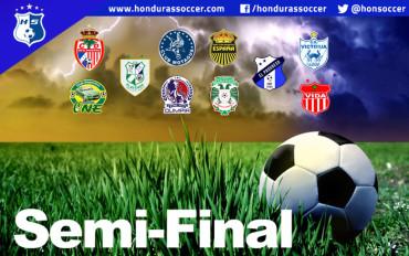 Lista la semifinal de vuelta del Torneo de Clausura de la Liga Nacional