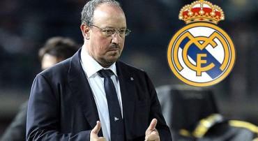 Rafa Benítez será presentado el 3 de Junio como técnico del Real Madrid