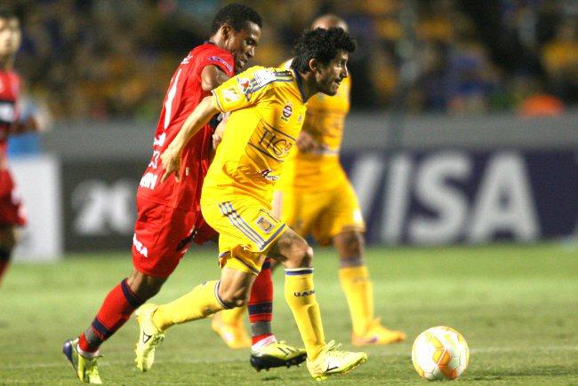 El Tigres de México avanza en la Copa Libertadores
