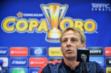 Klinsmann anunció lista para Copa Oro