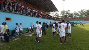 Juticalpa inicia su pretemporada con el apoyo de su aficionados