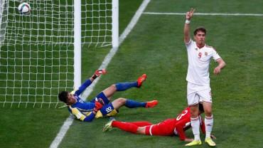 Hungría goleó a RDP Corea en su estreno en el Grupo E
