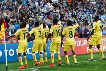 Uruguay y Mali avanzaron a los octavos de final