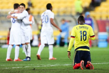 Estados Unidos le pone fin al sueño Colombiano
