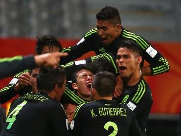 México sumó sus primeros tres puntos al vencer a Uruguay