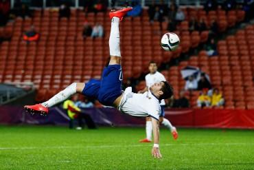 Portugal se clasificó para los octavos de final al vencer a Qatar