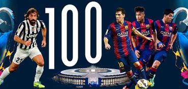 100 datos para saberlo todo del Barça-Juve