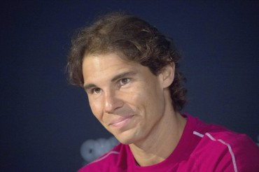 """Rafa Nadal: """"En este mes ya he vuelto a disfrutar del tenis"""""""