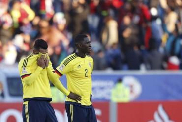 Colombia pierde ante Venezuela en el debut de la Copa América