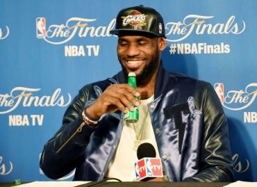 """LeBron: """"Confío porque soy el mejor jugador del mundo"""""""