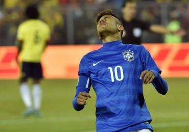 Neymar, castigado con dos partidos por su expulsión