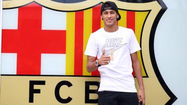 Fichaje de Neymar al Barça, en la mira del Fisco brasileño