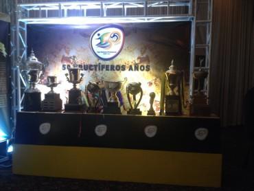 La Liga Nacional de Honduras llego a sus 50 años de fundación
