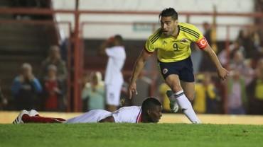 Colombia venció a Costa Rica con gol de Radamel Falcao