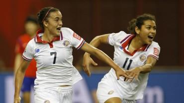 Costa Rica arrancó un trabajado empate a República de Corea