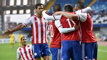 Paraguay se acerca a la clasificación al vencer a Jamaica