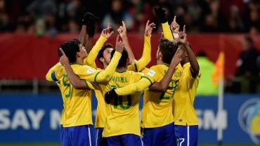 Brasil y Serbia están en la final Sub-20 del Mundial de Nueva Zelanda