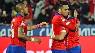 Chile goleó a Bolivia y clasifica a cuartos de final de la Copa América