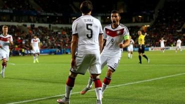 Dinamarca y Alemania estarán en Río de Janeiro