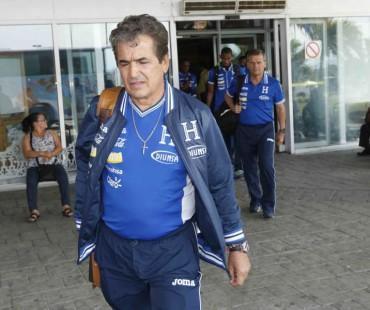 """Jorge Luis Pinto: """"Vengo muy satisfecho por lo demostrado"""""""