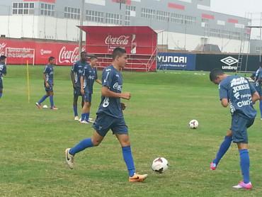 """Sub-17 de Honduras caen en su debut en la """"Copa Mitad del Mundo"""""""