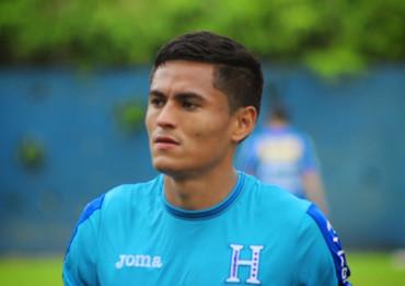 Andy Najar se muestra optimista de cara al Torneo Copa Oro
