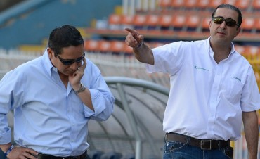 Directiva de Motagua contenta por enfrentar al América de México