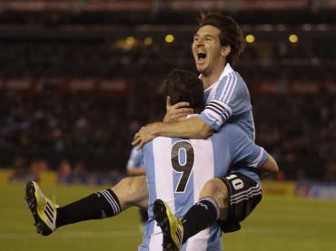Messi celebrará 'centenario' con La Albiceleste