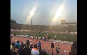 Honduras cayó en juego de leyendas ante México