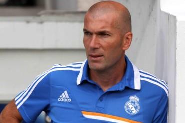 """Zidane: """"El Real Madrid está interesado en Pogba"""""""