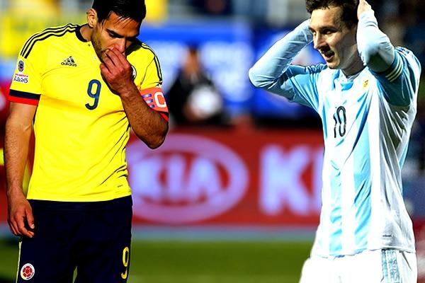 Argentina y Colombia, a demostrar calidad