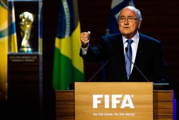 Blatter canceló viaje a Final de Mundial Sub-20