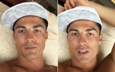 """Cristiano Ronaldo: """"¡Dejadme tranquilo!"""""""