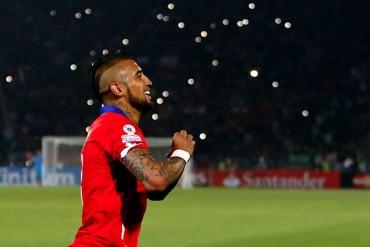 Arturo Vidal no será excluido de 'La Roja'