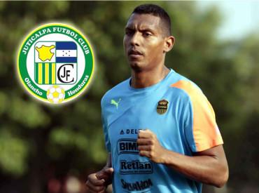 Marlon Peña firmará este martes su contrato con Juticalpa FC