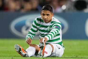 El Celtic de Emilio Izaguirre se enfrentará al Stjarnan de Islandia