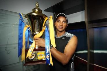 Donis Escober, el jugador con mas títulos en Olimpia