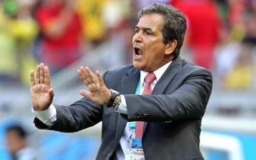 """Jorge Luis Pinto: """"Nosotros vamos a ir a competir a la Copa Oro"""""""